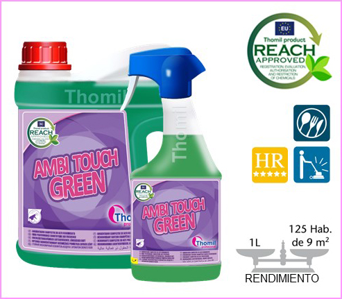 Ambi Touch Green